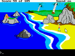 Kings Quest II Romancing the Stone