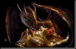 treasure_dragon_by_lordhannu-d4e4jr5