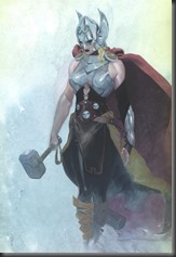Thor Goddess of Thunder